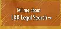 Tell me about LKD Legal Search.